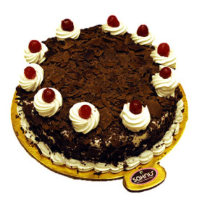 Black Forest Cake by Sahni Bakery, Patiala