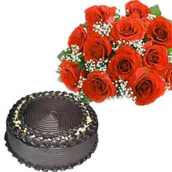 Buy Cakes, Flowers, Chocolates, Dry Fruits and Other Gifts from 5 star bakery by cakeindustry.in