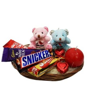 send teddy, chocolates and gifts online