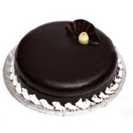 Dark Truffle cake online from 5 star Bakers
