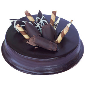 Choclate Cake from  5 star bakers