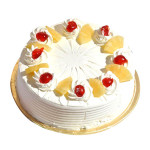 Pineapple Cake from 5 Star bakery | delivery of cake in patiala