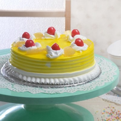 Send A Birthday Cake To Someone In India