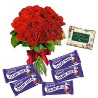 12_Red_Rose_Bunch_5_Cadbury_Chocolate_Bars_1_Greeting_Card