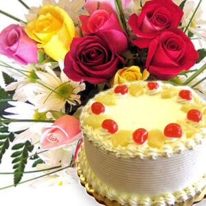 PINEAPPLE-CAKE-ROSE-DELIVERY