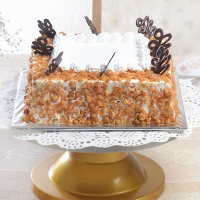 Butterscotch Square Cake Cake Industry Cake Industry