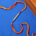 Silver-Coated-Rakhi