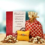 send rakhi to patiala with gifts