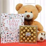 Online Delivery Teddy Bear and Gifts store giving you a choice of wide variety of Teddy bear and other gifts in Patiala . You can send Soft Teddy Bears