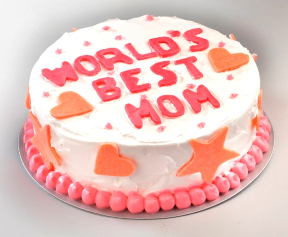 WorldS Best MOM CAKE Cake Industry Cake Industry