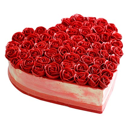 Send Flowers To Patiala Patiala Flower Cake Birthday Gifts Combo