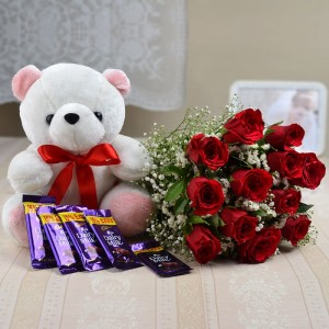 l Mohali florists and deliver flowers to Tricity! ... options to suit everybody including Chocolates, Teddy Bears & Cuddly Toys free delivery in mohali