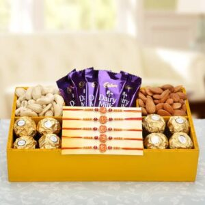 Rakhi Gifts to Mohali, Send Rakhi Gifts to Mohali, Rakhi to Mohali, Send Rakhi ... Rakhi Dry Fruits to Mohali Same Day At Cheap And Best ... We are one of the premier On line Florists in Mohali. ..Best Deal . Rush we would not be able to commit on delivery time on Raksha Bandhan