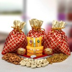 Buy Dry Fruits to deliver at Sas Nagar Mohali, Sahibzada Ajit Singh Nagar, ... Handicraft for home decor, Rakhi Gifts for brother , Sas Nagar Mohali