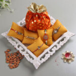 Order Gift from Big collection for online Free home delivery in Mohali with free shipping. on Rakhi; Birthday; Anniversary; Occasions; Gift rakhi with cake delivery in Mohali for loving Brother