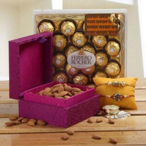 SEND SWEETS FROM BEST SWEETS SHOP IN LUDHIANA send Rakhi with Dry Fruits to brothers and sisters to India. ... From utility items to precious jewelry, sweets, chocolates, cakes and flower