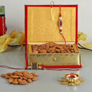Send Rakhi to Patiala Order Rakhi for Brother to Patiala with Dry fruit , Sweets Free Delivery in patiala
