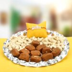 SEND RAKHI TO JALANDHAR for from CAKEINDUSTRY.IN ✓ Jalandhar Delivery ✓ Free Shipping in JALANDHAR ✓ Rakhi to JALANDHAR . Rakhi And Dry Fruit Box.For your brother has a sweet tooth, you can gift designer cakes to him in JALANDHAR and GET UP TO 30 % OFF ON RAKHI SALE