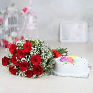 Send flowers to a loved one in Patiala today! We Deliver flowers Cake perfect for every occasion. Same day delivery available from the 'Best Price' Verma Bakery, Patiala is the Best Bakery in town now delivering Cakes