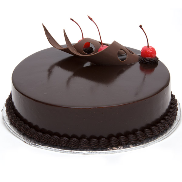 Pic Of Chocolate Truffle Cake
