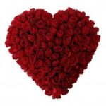 On Valentine Day surprise your valentine to Mohali Valentine Day Heart Shape Flower Arrangements. Place orders to send Valentine Day Flowers to Mohali