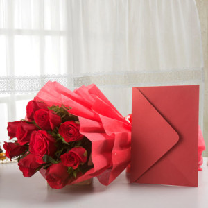 Send Valentine's Day Flowers to Mohali, Valentine's Day Flowers to Mohali Online Valentine's Day flower delivery in Mohali, Flowers to Delhi, Send roses Flowers to Mohali