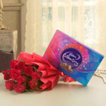 Valentine's Day Roses to Jalandhar - Send Valentine roses to Jalandhar online Same day express home delivery beautiful bouquet of roses Free Delivery