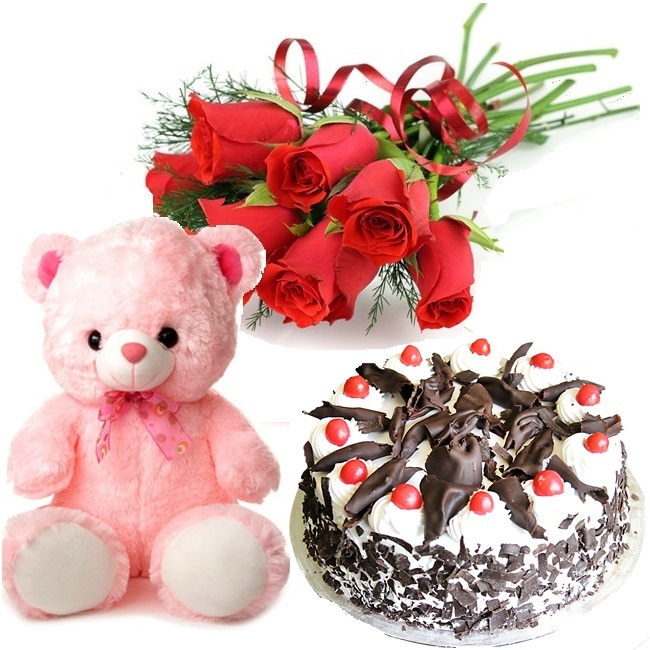 Send Valentine Flowers to Patiala Online - Save 25% & Free ...