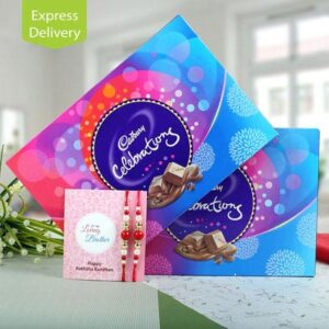 Online rakhi chocolates delivery in Mohali , same day rakhi sweets chocolates delivery in Mohali , deliver rakhi gifts to Mohali , rakhi gifts at cheap rates to Mohali , same day rakhi chocolates to Mohali, rakhi free delivery in Mohali , Rakhi with chocolates hamper to Mohali , chocolates hamer to Mohali on rakhi