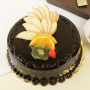 chocolate fruit cake 2