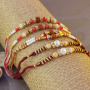 Colourful 5 rakhis