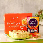 soan-papdi-500-gms-with-cadbury-celebrations-chocolate-box