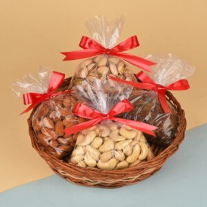 Dry fruit basket
