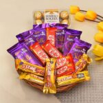 16 pc Frerro boc with mix chocolates