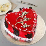 red-heart-shape-cake