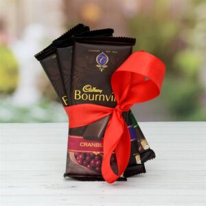 Bornvilla dark chocolates