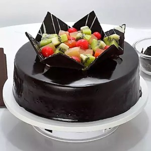 Chocolate Fruit Cake Delivery in Patiala
