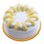 Vanilla Pineapple cake