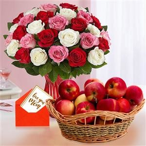 send fresh flowers on mothers day to patiala