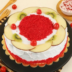 Red Velvet cake delivery in Patiala
