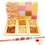 Colurful Dryfruit Box With