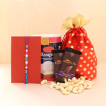 Rakhi Hamper chocolet