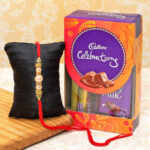 rudraksh-rakhi-with-mini-cadbury- box