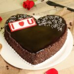 Heart-Shape-Black-Forest-Cake