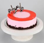 Strowberry Gel 1 cake