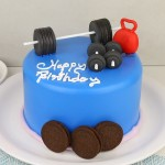 send Gym cake to patiala