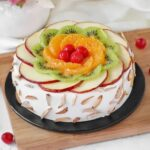 fesh fruit cake in Patiala