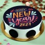 new year cake in patiala sameday
